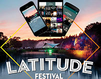 Online campaigns for Latitude and Reading Festivals
