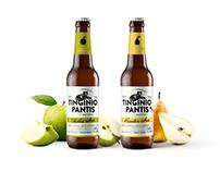 Tinginio Pantis Cider