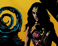 Wonder Woman - Poster Posse