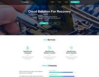 UI Corporate Website