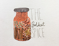 The Boldest Spice