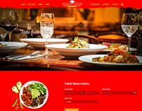 Hungry Leaper Website Design