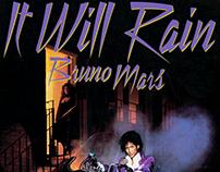Bruno Mars Songs as Old Movie Posters