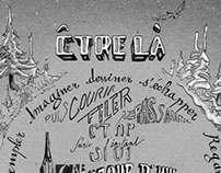 Calligrame illustré