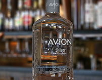 Tequila Avion (Render test 2013)