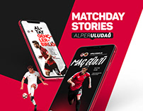 Matchday Stories/Alper ULUDAĞ