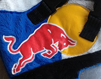 Bota Navideña para Red Bull México