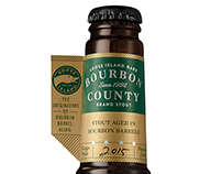 Goose Island Rare, Bourbon County Brand Stout
