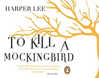 'To Kill a Mocking Bird' book cover
