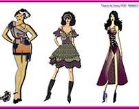 %100 Sevinç Fashiondesign!