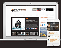 Sound Snob Web Site