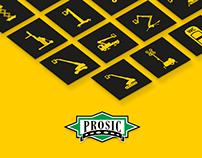 Guía de estilo iconografía PROSIC