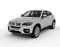 BMW X6 & MAZDA 6