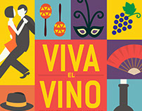 Viva el Vino - Hispanic Heritage Program