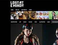 My roller derby series on Lost at E Minor