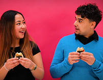 Kingu Hashi: Brand Identity +Commercial (Japanese Food)