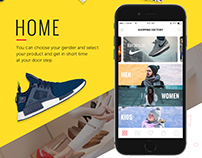 Online Fashion Shopping Mobile Applications