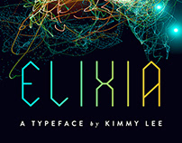 ELIXIA™ | Typeface