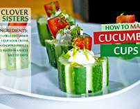 Cucumber recipes and home remedies
