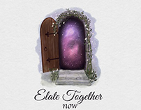 Logo design for Elate Together Now