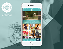 WEDDING SOCIAL NETWORK / CEO / UI DESIGN / SOCIAL MEDIA