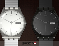 3D Model and Animation: Swatch