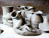Pottery with Dan Les