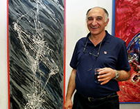 Samvel Sargsyan | Artist Reception | Armenian Arts