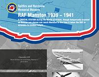 RAF Spitfire & Hurricane Museum Centenary Exhibition