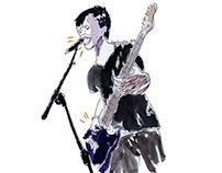 Expressive sketches for IG blog