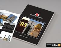 Company profile Designed by : idea-ho.com Maher homsi