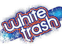 White Trash - Band Logo