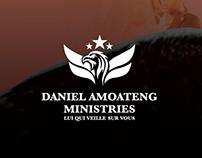 Branding - Daniel Amoateng Ministries