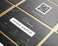 Creative Business Card - 08