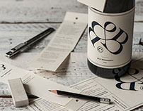 Bernadett Baji's wine label CV / 2015