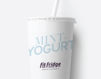 Fit Fridge Branding