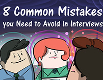 8 common mistakes during interviews _NF