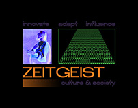 ZEITGEIST // Digital Exhibit + Magazine