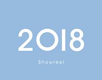 SHOWREEL - 2018