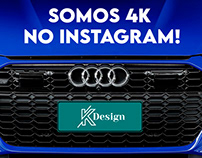 4K KDesign Instagram