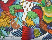 parrots & papalony