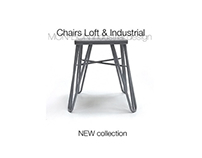 Chairs Loft & industrial