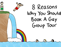 Travels of Adam - Why You Should Book a Gay Group Tour