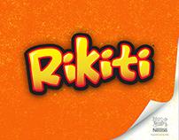 Rikiti (Nestlé) - RRSS