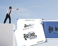 BELIEVE. Coaching Logo+tarjeta