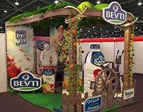 BEYTI - Employment fair - booth