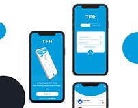 TFR - iOS Application