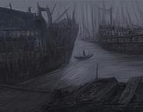 Silent harbor