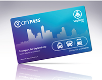 Public Transportation Card