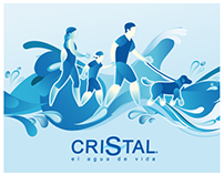 Ciclovía Agua Cristal